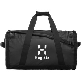 Haglöfs Lava 90 Duffel Bag, true black